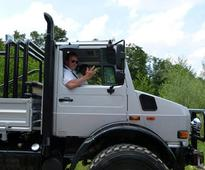 Why Doesn't Anyone Want To Buy Arnold Schwarzenegger's Unimog?