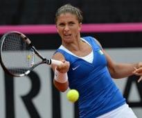 Errani, Vinci give Italy 2-0 Fed Cup lead