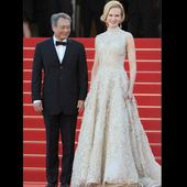 Nicole Kidman wears Grace Kelly-inspired gown at Cannes