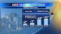'Life-threatening' cold and wind expected this weekend