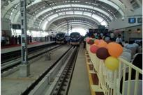 Chennai Metro Rail adds service to airport