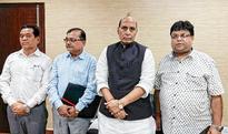 Morcha claims meet on statehood panel