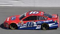 Greg Biffle and Ford take NASCAR Sprint Cup pole at Daytona