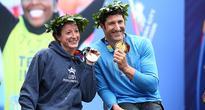 Paralympic Medalists Tatyana McFadden and Ernst van Dyk to Defend TCS New York City Marathon Titles on Sunday