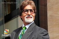 Amitabh Bachchan as Uyyalavada's surprise package&#63