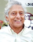 WT20: Ex-footballer Chuni Goswami's message to India - be strong