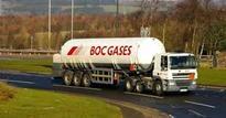 Gold accreditation for BOC Gases Ireland from FTA Ireland
