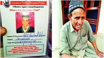 Missing in Kashmir, found in Pune...after 14 years