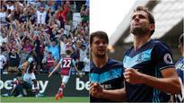 Premier League: Middlesbrough win north-east derby, West Ham edge Bournemouth