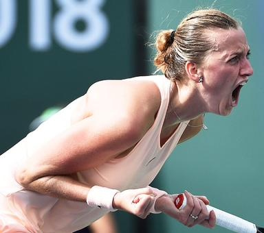Indian Wells PHOTOS: Pospisil, Muguruza stunned; Yuki, Kvitova advance