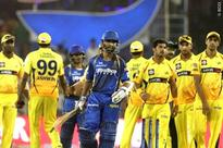 Dhoni takes blame for loss on CSK's 'off day'