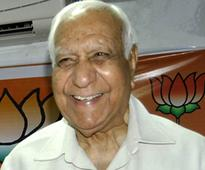 Balram Das Tandon sworn in as Governor of Chhattisgarh