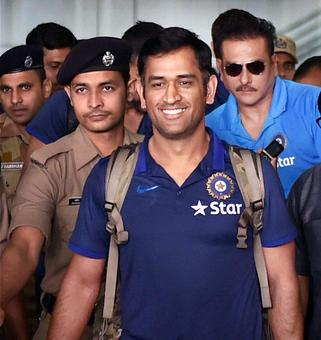 PHOTOS: India, West Indies check in for WT20 warm-up