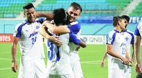 Bengaluru FC hold Rovers, seal maiden AFC Cup semifinal berth