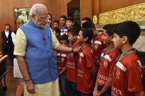 Sports for Nation Integration, Says Modi; Launches Reliance Foundation Youth Sports