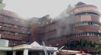ICU patients killed in Johor hospital fire