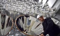 German scientists activate 'world's largest artificial sun'