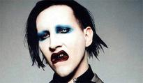 Manson simulates suicide attempt, dedicates song to Paris