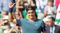 Monte Carlo Masters: Federer beats Djokovic, faces Wawrinka in final