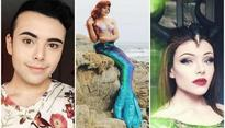 In pictures: Makeup artist transforms himself into Disney princesses, internet cannot let it go