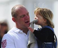 Mia Tindall Steals The Show At Golf Event, Gets Playful With Dad Mike Tindall