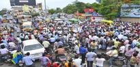 Protest against arrack shop turns violent in Puducherry