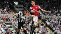 Football: Arsenal in Champions League as Koscielny strikes
