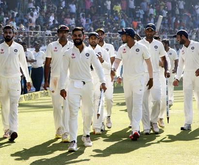 India's Report Card: Perfect 10 for Kohli, Ashwin, Jadeja