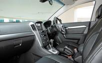 Group Test: Hyundai Santa Fe vs Chevrolet Captiva vs Kia Sorento