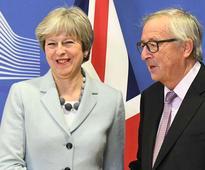 Britain, EU reach deal on Brexit divorce terms