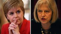 Theresa May's message to Scotland: I'm on your side