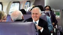 Turnbull and Baird spruik 100,000 job 'City Deal' for western Sydney