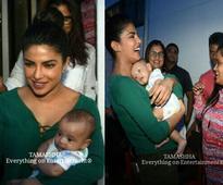 Priyanka Chopra's pictures with Salman Khan's nephew Ahil are oh-so-cute!