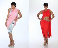Mandira Bedi's beach saris just made this summer hotter!