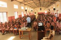 Mangaluru: SAC journalism department holds 'study skills' talk at St Lawrence High School Bondel