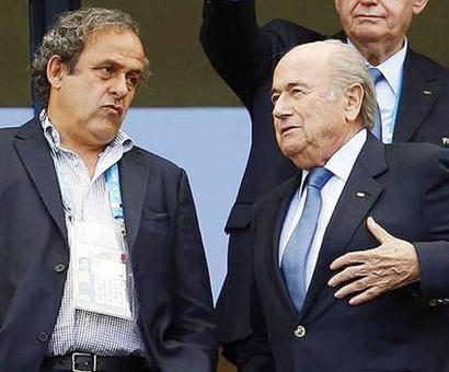 Blatter, Platini bans upheld but shortened by FIFA appeal panel