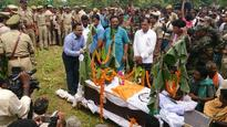 Odisha jawan martyred at Uri cremated with state honours