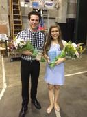 Blake Lafita and Francesca Iacovacci Win the 'Broadway Star of the Future Award'