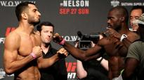 Follow the action from UFC Fight Night: Mousasi vs. Hall 2