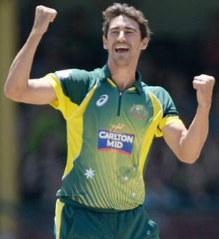 'Mitchell Starc is a real weapon if the ball is swinging early'