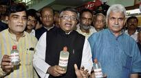 From the mountains, Ganga descends in a bottle via Speed Post