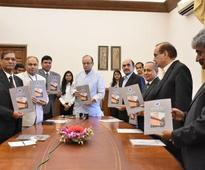 Arun Jaitley launches SRCC's financial literacy cell Vittshala