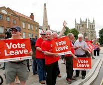 45% vs 44%: On vote eve, Brexit camps neck & neck