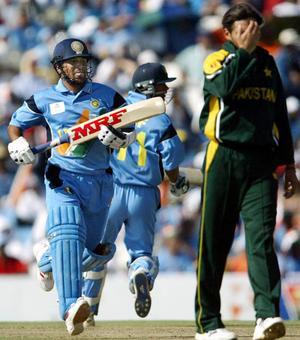 When Sachin took on Pakistan