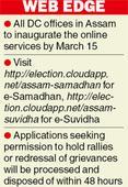 Poll bugle resonates in Assam