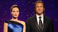 Angelina Jolie and Brad Pitt's Wax Figures Have Split, Too