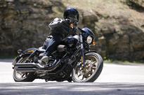 Harley-Davidson Dark Custom 16.5 World Launch