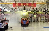 China builds massive seaplane: Xinhua News Agency