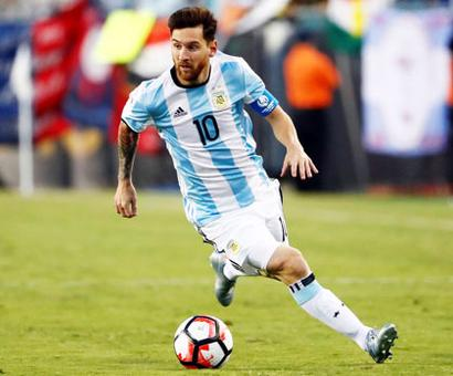 Messi returns to Argentina squad for Brazil, Colombia games