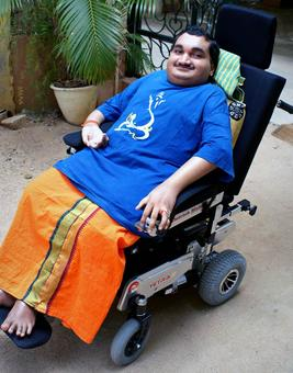 #WheelchairWarrior: This 26 yr old's courage will amaze you